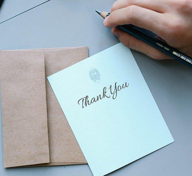 medisch congres organiseren bedankje