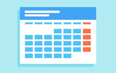 Een duidelijke planning van je evenement leidt tot succes